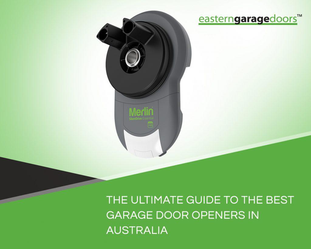 garage door openers australia