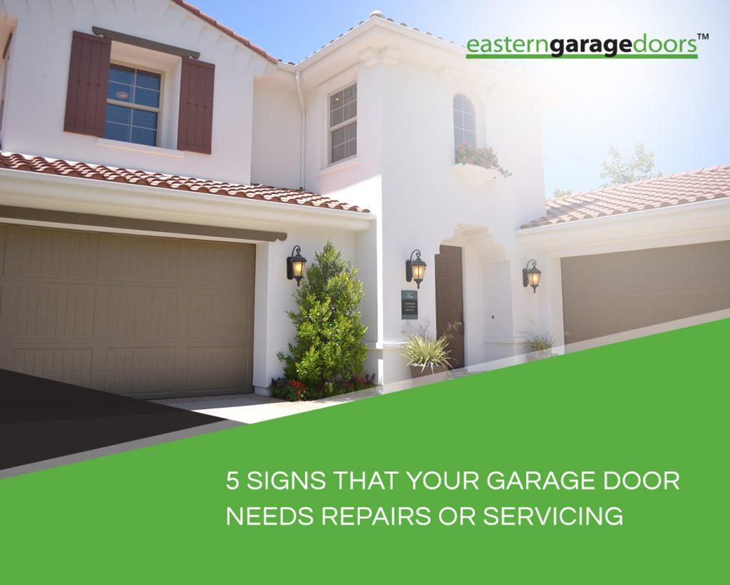 garage door repairs eastern suburbs